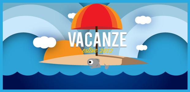 Infografica vacanze estive 2012