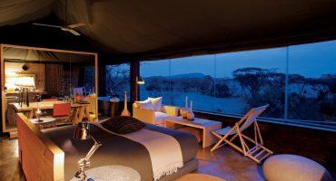 Ecco l'hotel più bello del mondo: lusso e avventura nel Parco del Serengeti