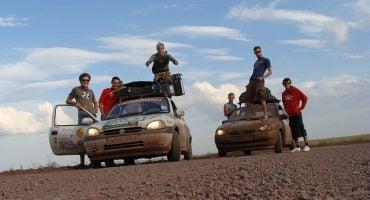 Mongol Rally: la corsa di beneficienza più pazza del mondo
