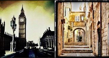 Il giro dell'Europa in 20 foto