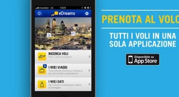 Prenota al volo con la nuova app di eDreams per iPhone!