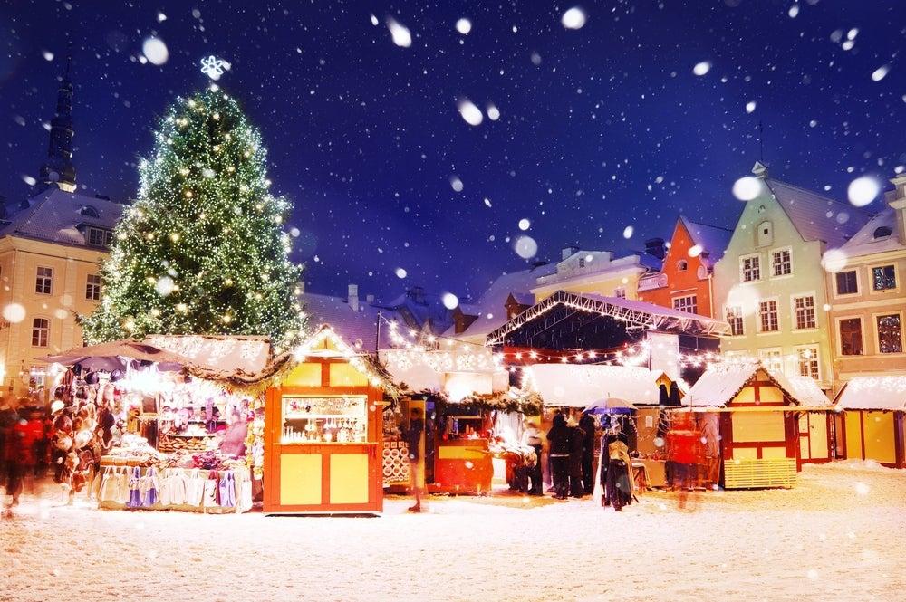 I migliori mercatini di Natale 2015 in Italia e Europa