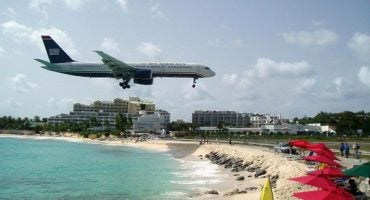 Gli aeroporti più pericolosi del mondo