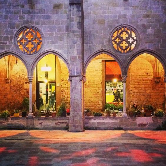 barrio gotico  di Barcellona
