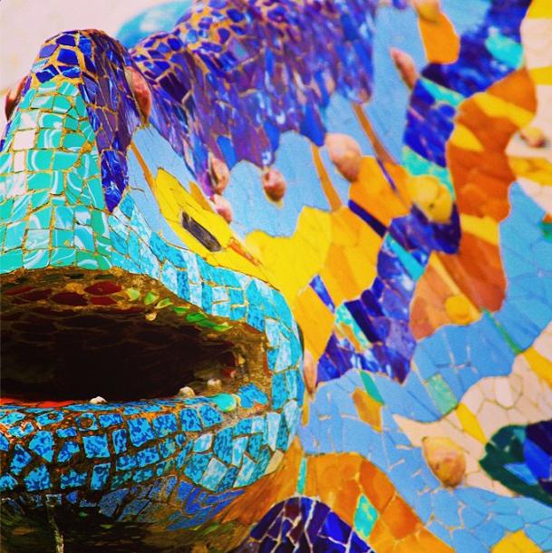 Parc Guell cosa fare a barcellona edreams blog viaggi