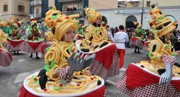 Il rituale speniserato del Carnevale di Manfredonia