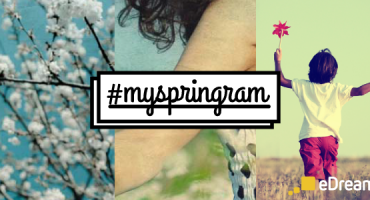 Fotografa la primavera con #myspringram!