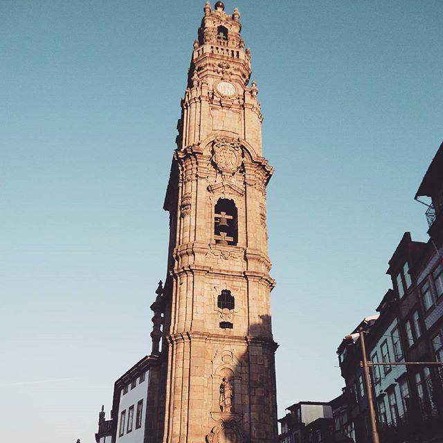 Torre clerigos