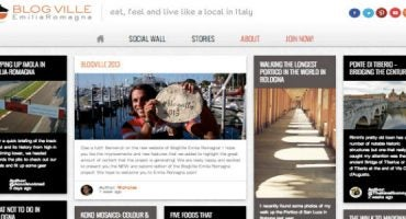 Blogville Emilia Romagna: eat, feel and live like a local in Italy