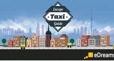 eDreams presenta la Taxi Guide europea