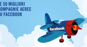 eDreams presenta la classifica mondiale delle compagnie aeree con il più alto numero di fan su Facebook