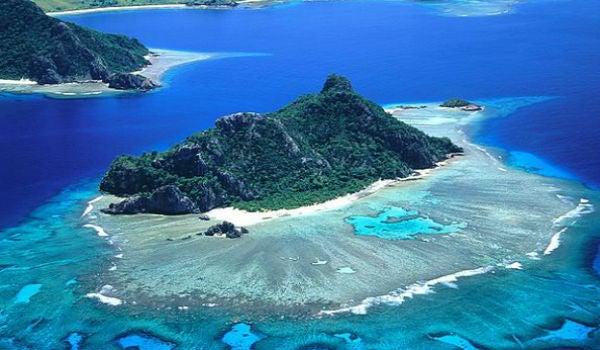 Fiji isole