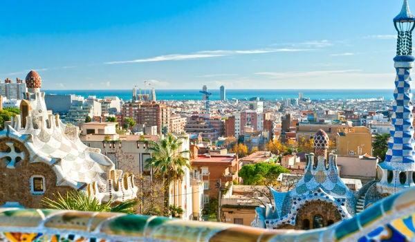 Barcelona viagem low cost