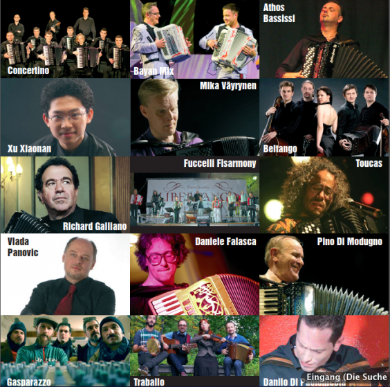 Concertisti castelfidardo