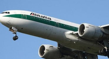 Sugli schermi dei voli Alitalia i videoclip più cliccati del web