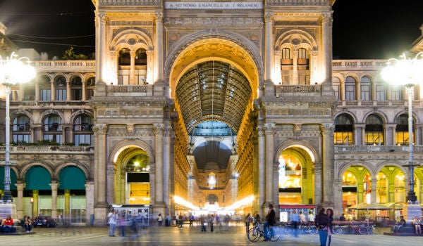 tour shopping milano