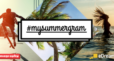 Fotografa l'essenza dell'estate con #mysummergram!