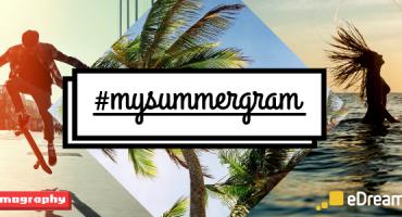 Fotografa l'essenza dell'estate con #mysummergram!
