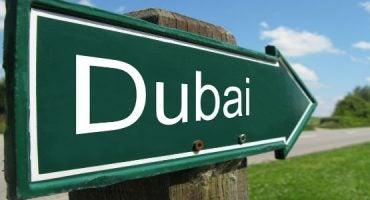 Viaggio a Dubai per trovare lavoro