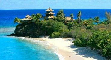 Dormire a Necker Island, l'isola privata di Richard Branson