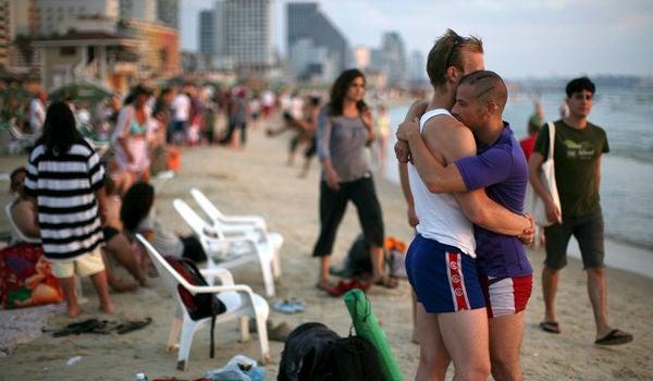 Tel Aviv gay