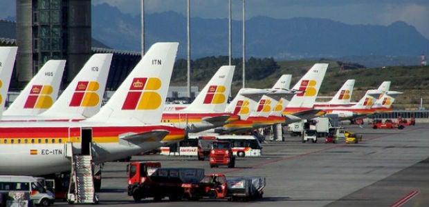 bagaglio Iberia