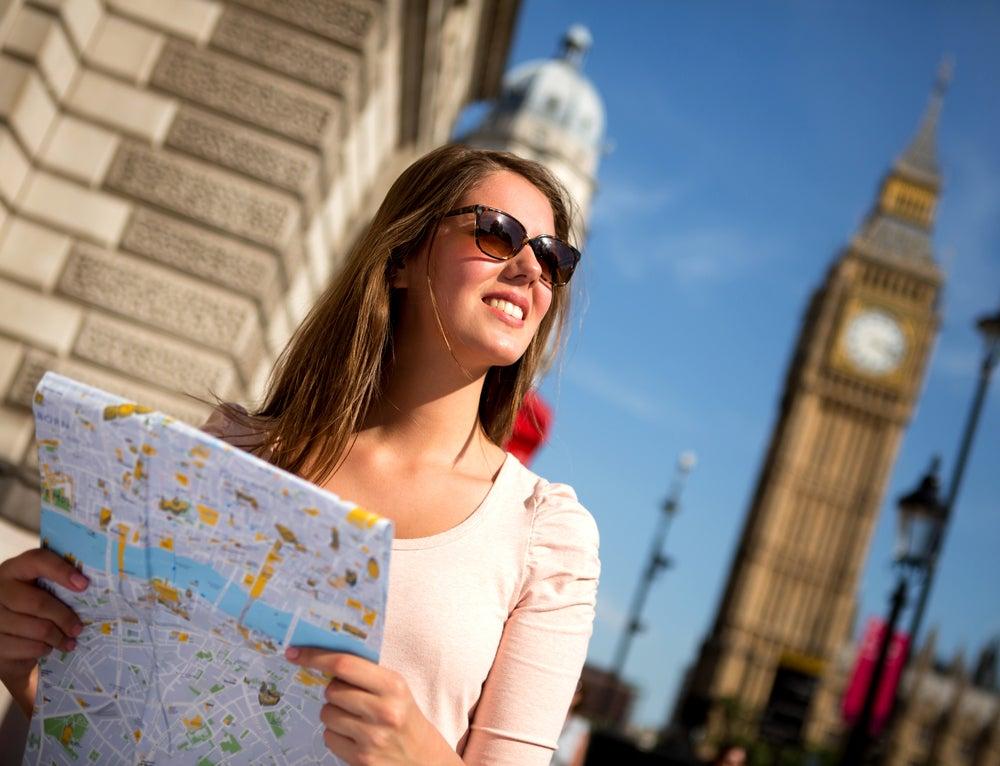 giovani viaggio Europa