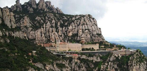 Gita a Montserrat