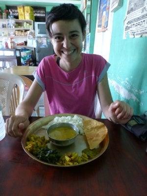 maria nepal cena
