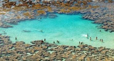Le piscine naturali più originali del mondo