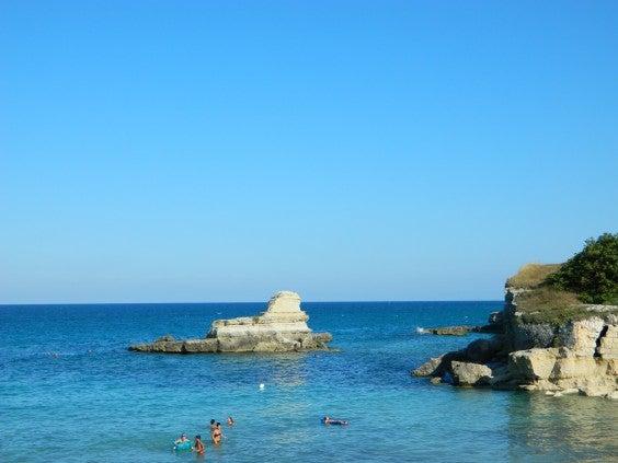 spiaggia italia