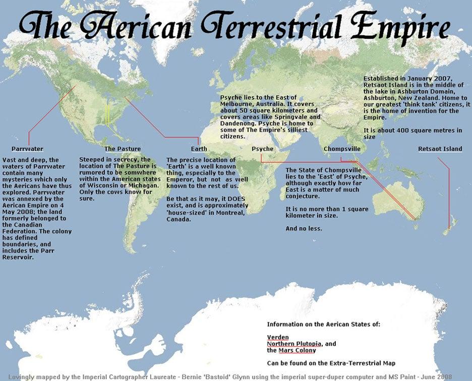 aerican empire