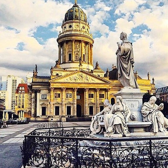 piazza gendarmermarkt