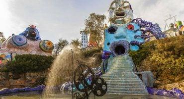 Parchi artistici: itinerario tra i più interessanti e bizzarri d'Italia