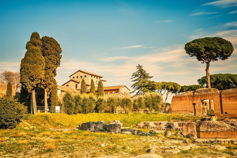 roma resti romani