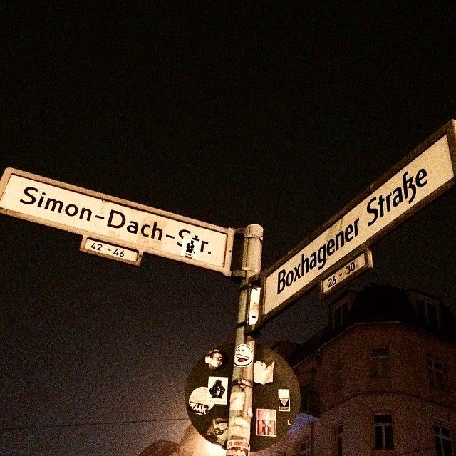 simondachstrasse cosa visitare a berlino edreams blog viaggi