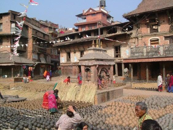 Piazza Bhaktapur