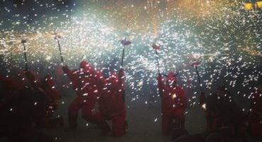 La Mercè di Barcellona, il festival di strada in perfetto stile catalano