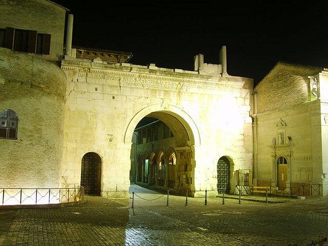 Fano Arco di Augusto