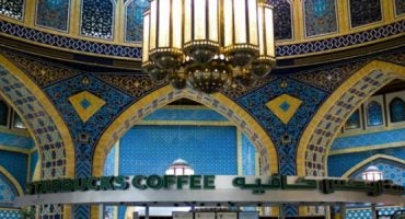 Gli Starbucks più originali del mondo