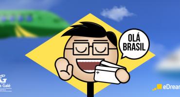 Riempi il tuo aereo e vinci un viaggio in Brasile