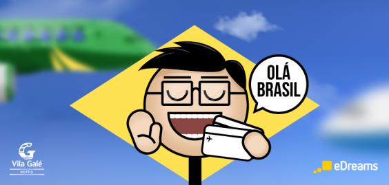 Olá Brasil