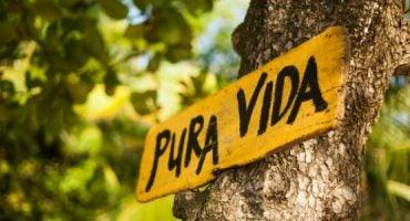 Pura Vida, impronta ecologica e ottimismo fatalista della Costarica
