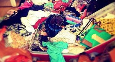 10 consigli per alleggerire il vostro bagaglio a mano