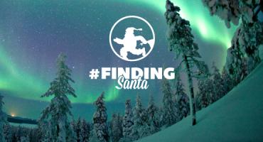 Sorprendi Babbo Natale e partecipa a #findingsanta