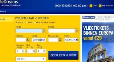 eDreams scommette sull'Olanda per rafforzare la sua leadership europea