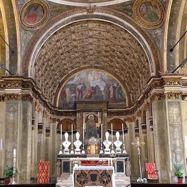 chiesa di san satiro cose da fare a milano edreams blog viaggi