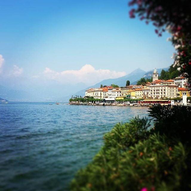 Lago di Como vicino a milano