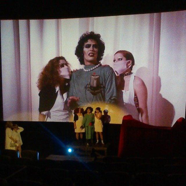 The Rocky Horror Picture Show, spettacolo al Mexico