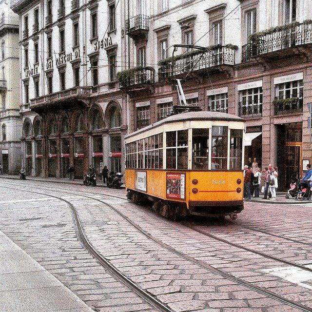 tram tipico Milanese